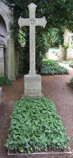 Peter Joseph Lenne Grabstelle Potsdam