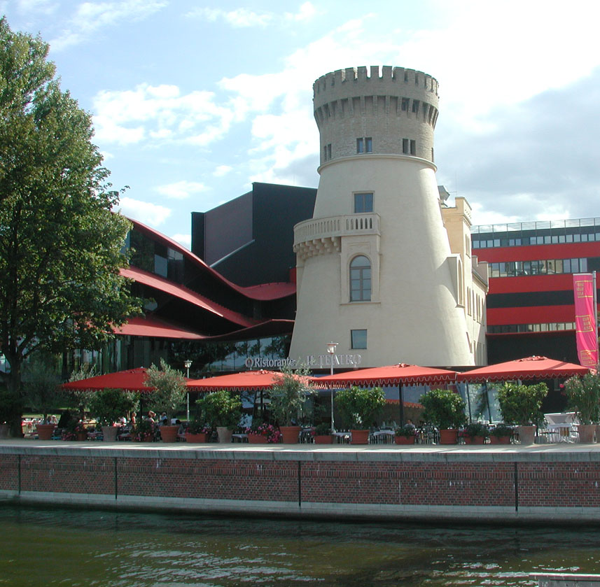Schiffbauergasse Hans Otto Theater Potsdam Pension Mittenentzwei