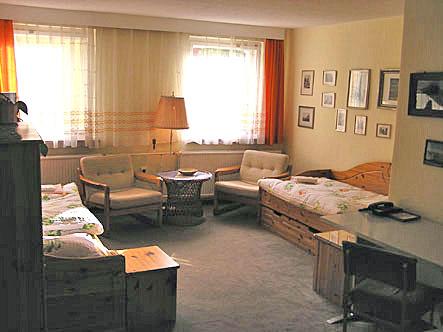 Ferienwohnung Pension Mittenentzwei Potsdam