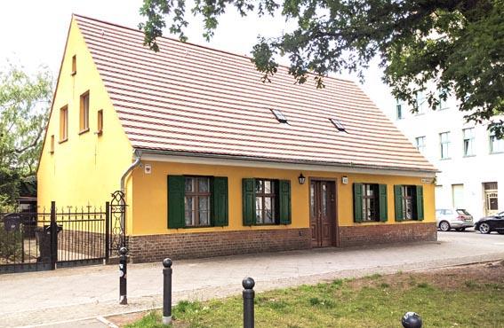 Potsdam Pension Karl Liebknecht Straße Babelsberg